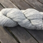Preview: Soft new wool yarn 6/3, natural colour light grey