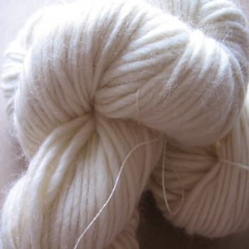 Wick Yarn, 1/1, nature white