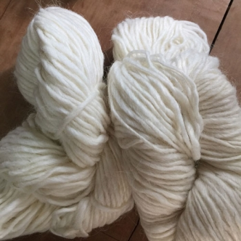 Wick Yarn Icelandsheep, 1/1, nature white