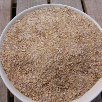Wheat Bran for Madder (Krapp)