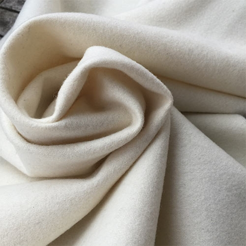 Thick plain Wool cloth - Loden