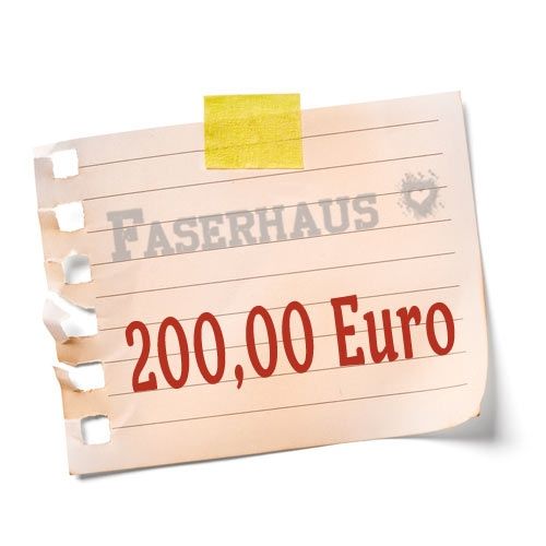 coupon Faserhaus